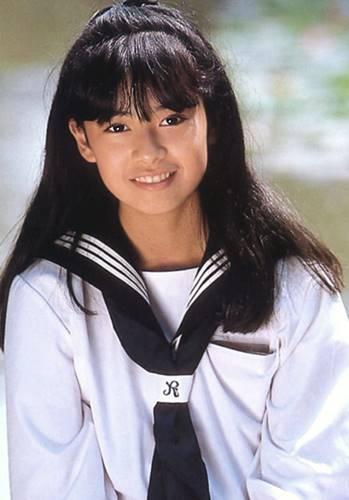 全盛期の後藤久美子