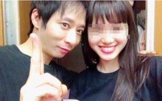 いしだ壱成と新恋人の画像