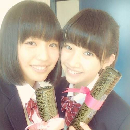 駒井蓮と妹の2ショットと言われている画像
