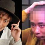 いしだ壱成の若い頃はドラマで活躍のイケメン!今は髪の毛薄くてハゲ疑惑・・・
