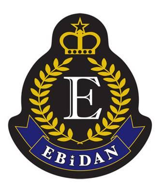 EBiDAN(エビダン)のロゴ画像