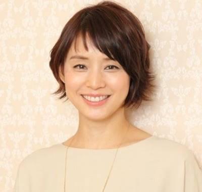 アラフィフだけどかわいい石田ゆり子