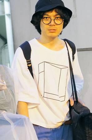 スーパー3助の私服ファッション②