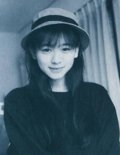 裕木奈江の若い頃①