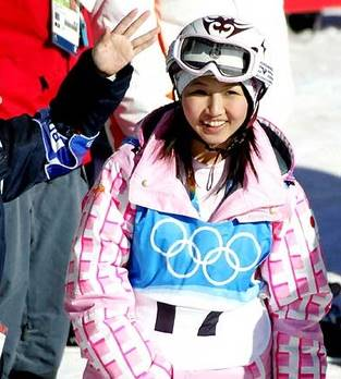 今井メロの画像(トリノオリンピック)