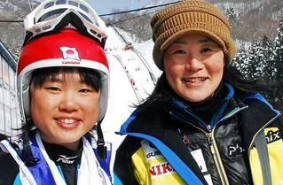 伊藤有希と母親の画像