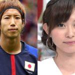 マリノスの大津祐樹と久冨慶子アナが結婚!馴れ初めとプロポーズの言葉は?