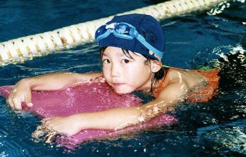 幼少期から水泳もしていたスケートの高木美帆