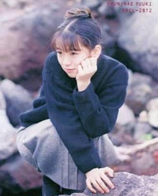 裕木奈江の若い頃④