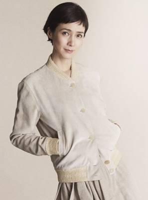 女優として活躍中の安田成美