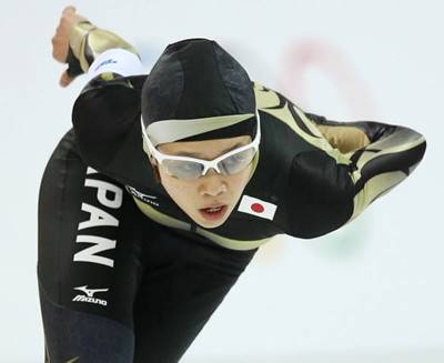 ソチオリンピックでの高木菜那