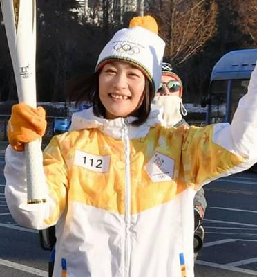 38歳になった上村愛子の画像