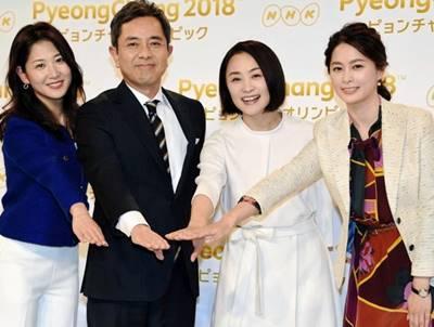 平昌オリンピックで現地キャスターを務める上村愛子