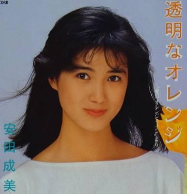 整形後だと言われている安田成美の画像