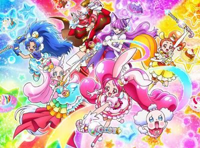 キラキラ☆プリキュアアラモードの画像