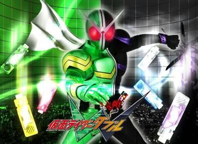 仮面ライダーWの画像
