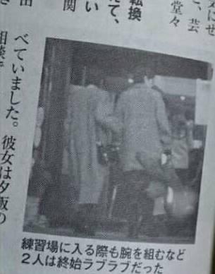 宮沢りえと森田剛のゴルフデート②