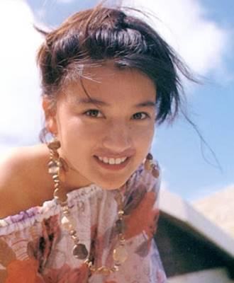 かわいいと話題の島崎和歌子の若い頃②