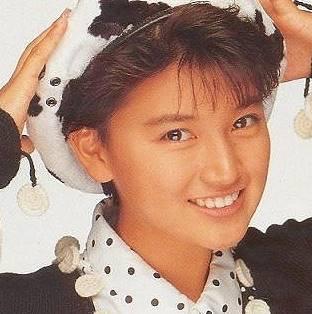 かわいいと話題の島崎和歌子の若い頃③