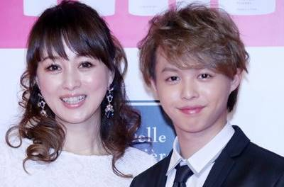 渡辺美奈代と長男の矢島愛弥