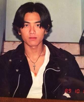 原田龍二の若い頃の画像