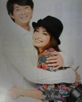 おしどり夫婦としても知られていた吉田栄作と平子理沙夫妻