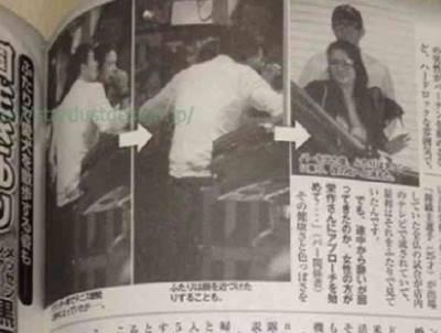 吉田栄作と加賀美セイラの浮気報道