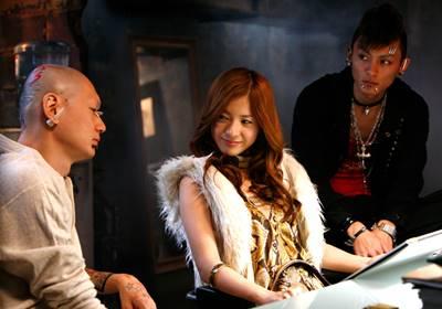 映画「蛇にピアス」で有名になった吉高由里子